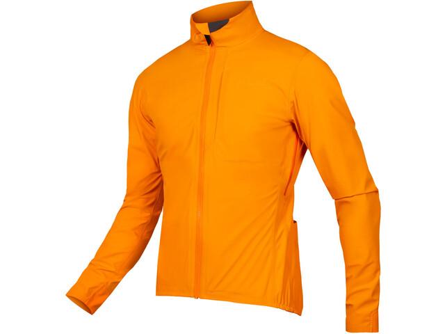 Endura Pro SL Wodoodporna kurtka z softshellu Mężczyźni, pomarańczowy